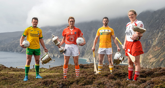 2015 Ulster Championships Launched
