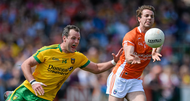 Armagh v Donegal Statistical Analysis