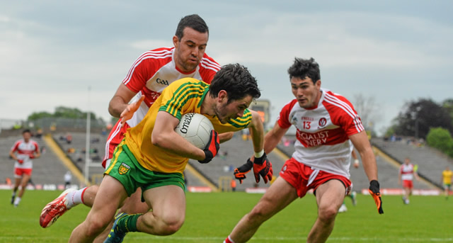 Donegal make it 5 finals in a row