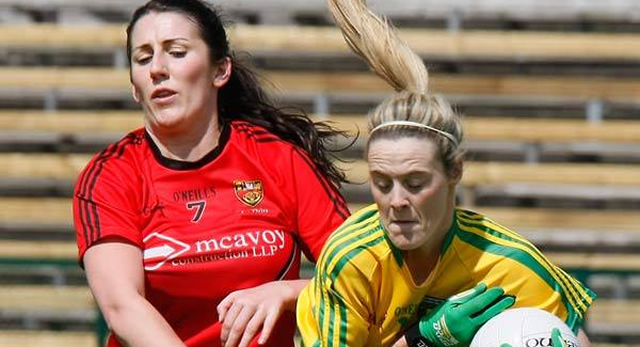 Ulster Ladies Football Championship underway