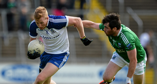 Monaghan too strong for Fermanagh