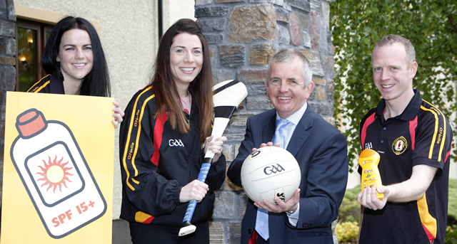 Ulster GAA and Cancer Focus Promote 'Care in the Sun'