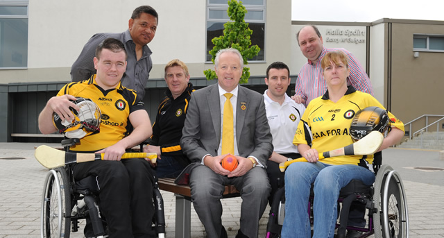 Ulster to host Wheelchair Hurling Tournament