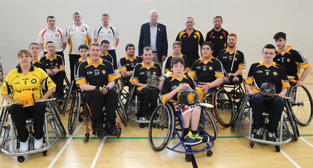 Ulster excel in first Inter-Provincial Wheelchair Hurling Blitz