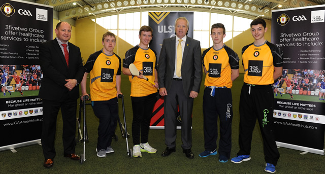 120 young players graduate from GAA Player Academy