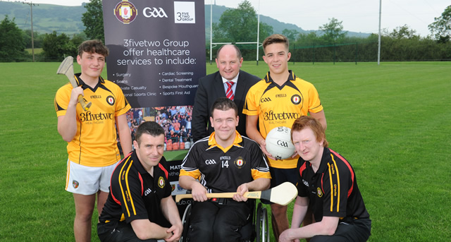 2015 Ulster GAA Player Academy launched