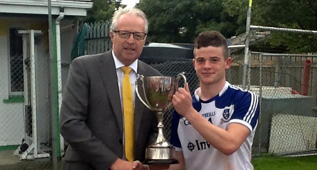 Monaghan retain Buncrana Cup