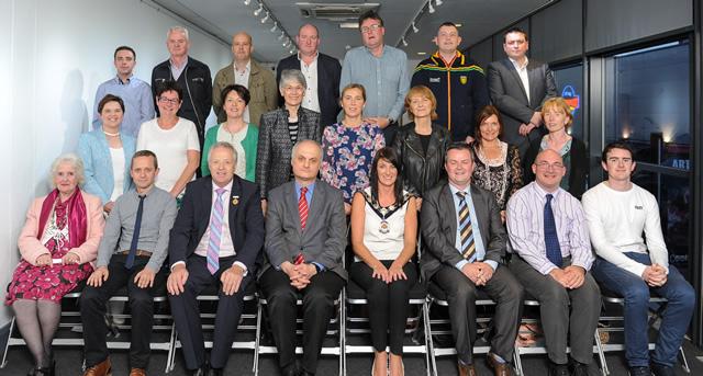Mid Ulster Council celebrates Irish Diploma Graduates