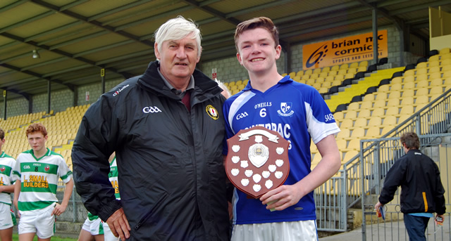 Aughnamullen are Ulster Óg Spórt Champions 2015
