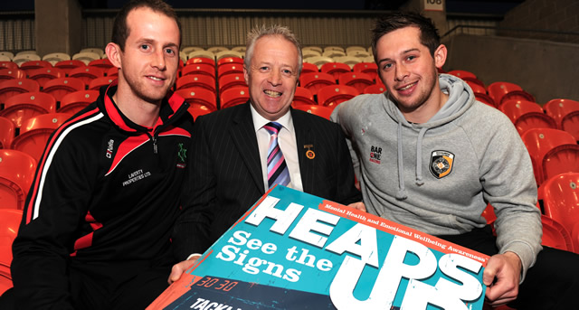 GAA Clubs Play Their Part on World Mental Health Day