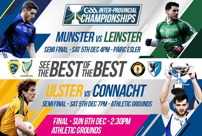 GAA Interprovincial Championships 2015