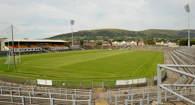 GAA remain Committed to development of Casement Park