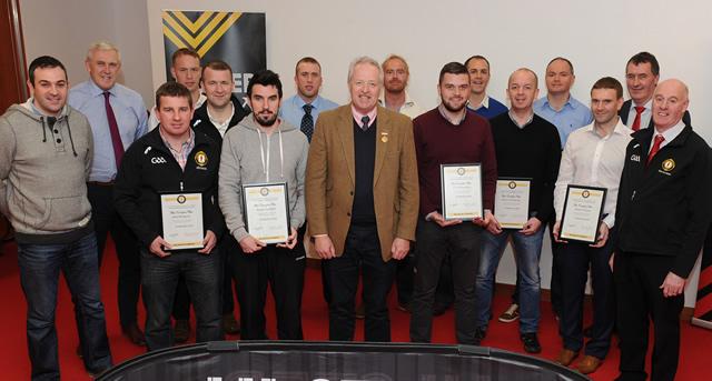 Ulster GAA Referee Academy Graduation
