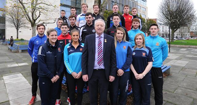 Students receive Ulster GAA Bursaries