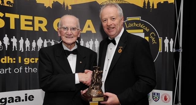 Ulster GAA President's Awards 2015