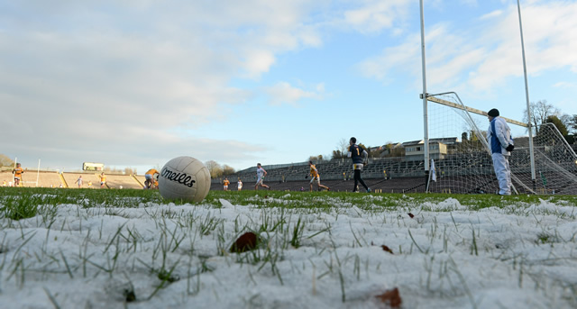 Seasons Greetings from Ulster GAA