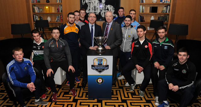Bank of Ireland Dr McKenna Cup 2016 Draw