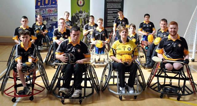 Ulster GAA invests in Wheelchair Hurling initiative