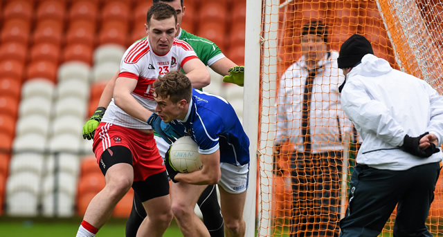 Bank of Ireland Dr McKennaCup Semi-Finals Results