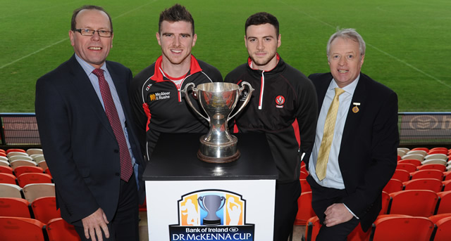 Derry and Tyrone set for Final Showdown