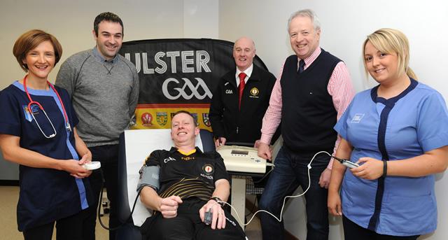 Ulster GAA put referee health top of agenda