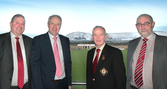 Michael Hasson elected Ulster GAA President