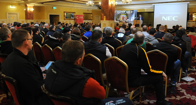 Coaching Conference focuses on Hurling & Camogie Development