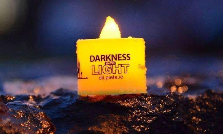 Strabane Sigersons proud to support Darkness into Light
