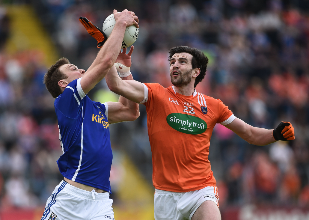 Cavan advance to next round after Armagh defeat