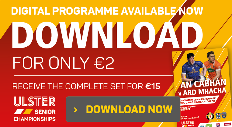 Ulster Championship 2016 - Cavan v Armagh - Download Now