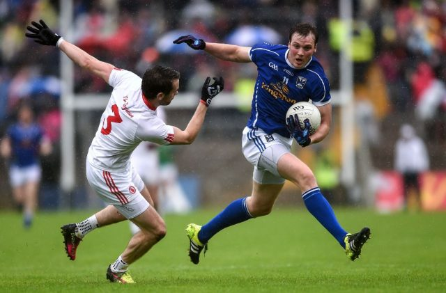 Cavan v Tyrone stats analysis