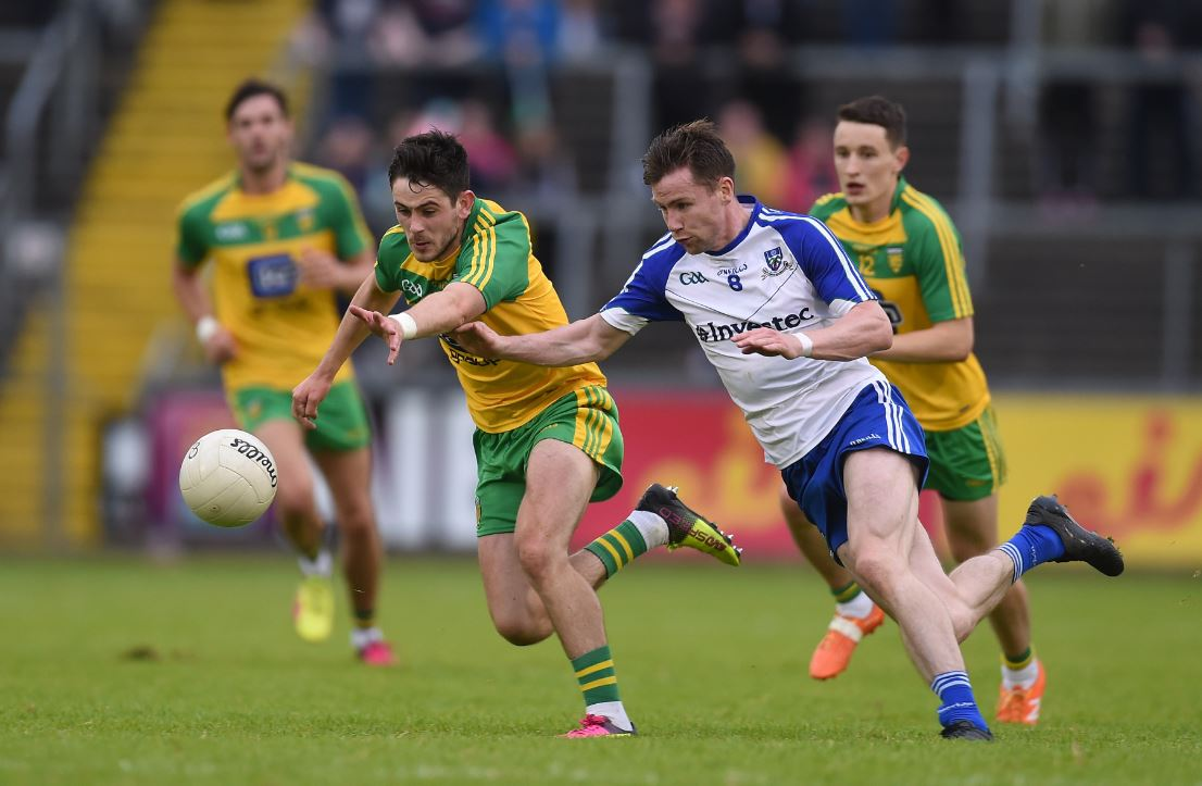 Donegal v Monaghan Statistical Analysis