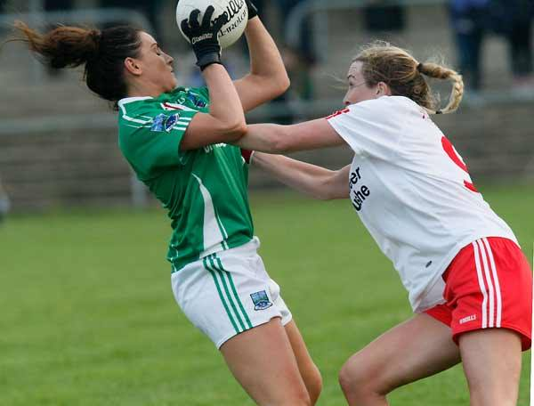 Tyrone through to Ulster ladies football intermediate final