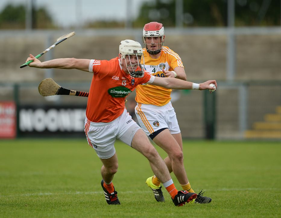 Antrim win their 15th successive Ulster Senior Hurling final