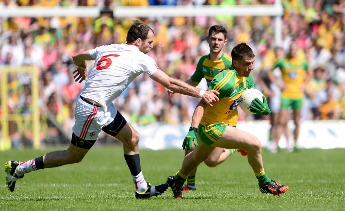 Ulster Senior Football Final 2016 – Donegal v Tyrone Statistical Analysis