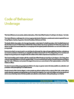 CodeofBehaviourUnderage_English