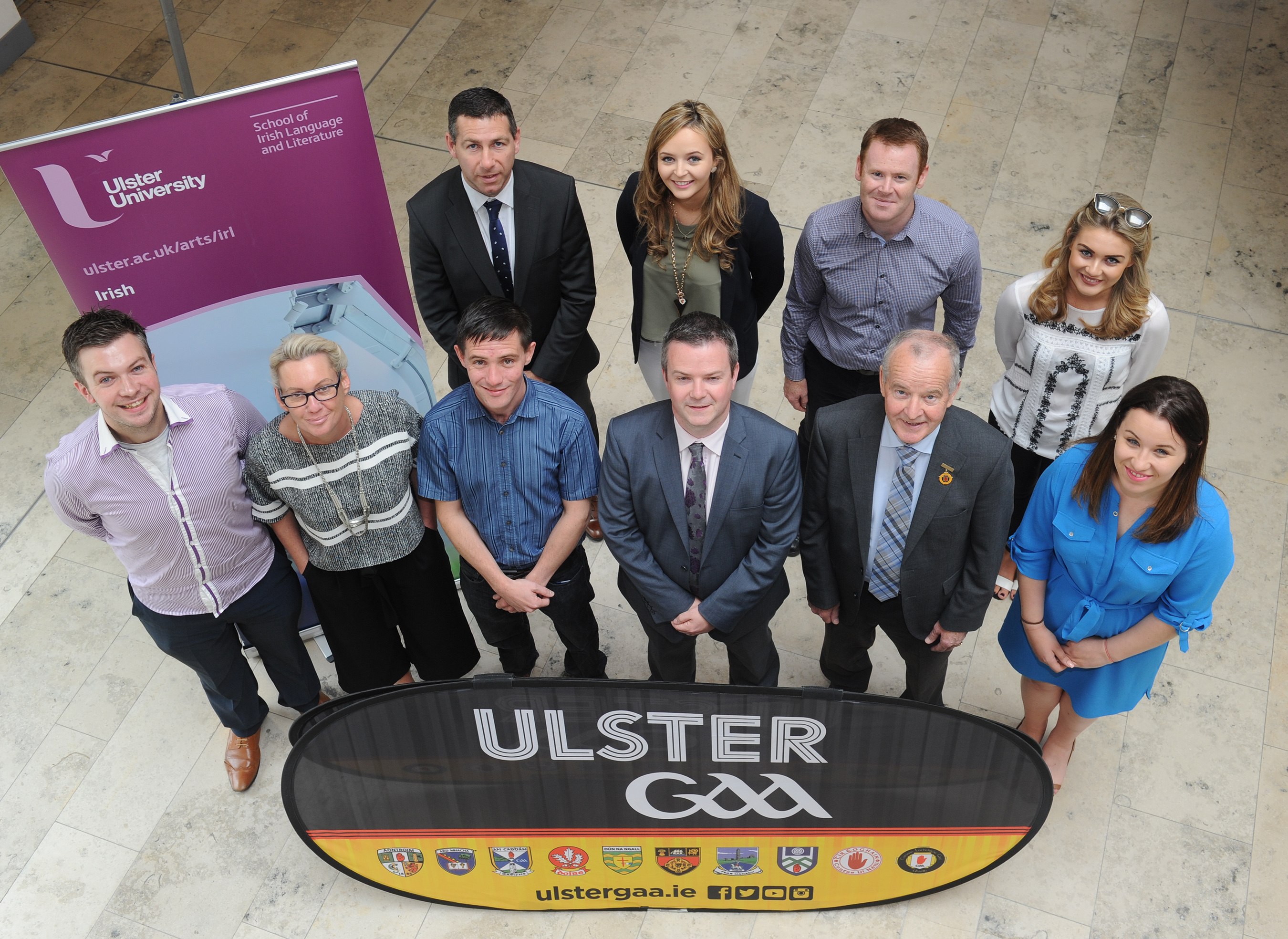 Scholarships now available for Irish Diploma from Ulster GAA