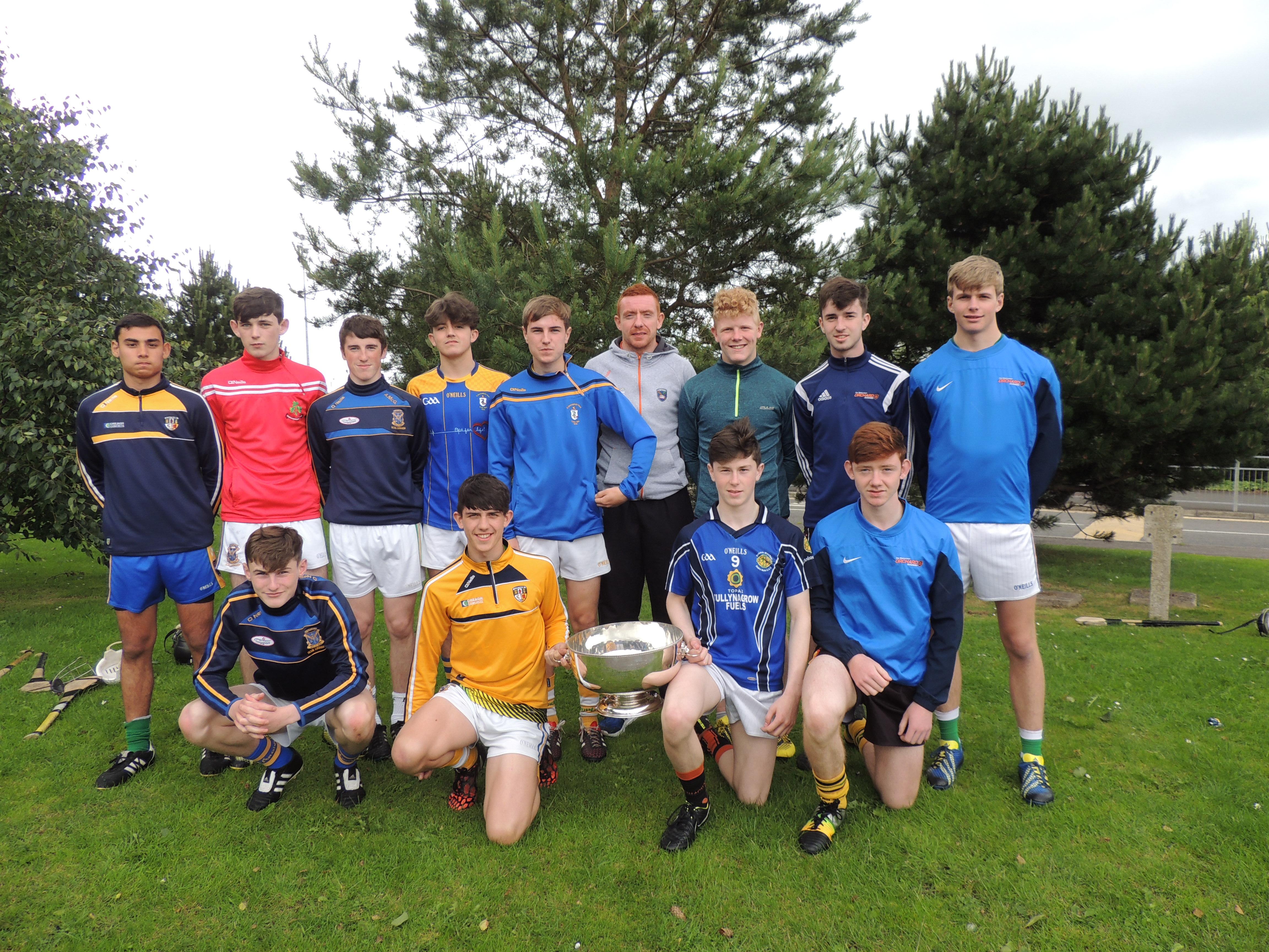 Ulster GAA Players' Academy 2016