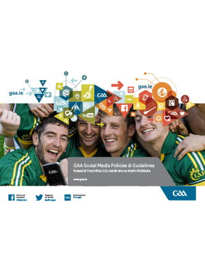 GAA Social Media Guidelines