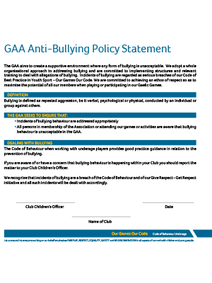 GAAAnti-BullyingPolicyStatement_English (1)