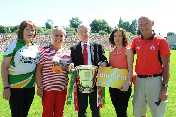 A Golden Day for Tyrone & Donegal Supporters