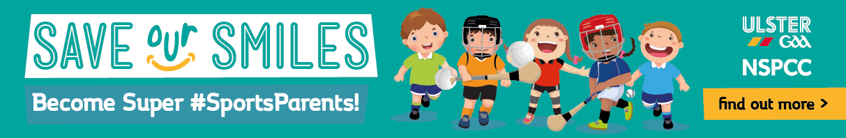 Parents in Sport Week - Save our Smiles