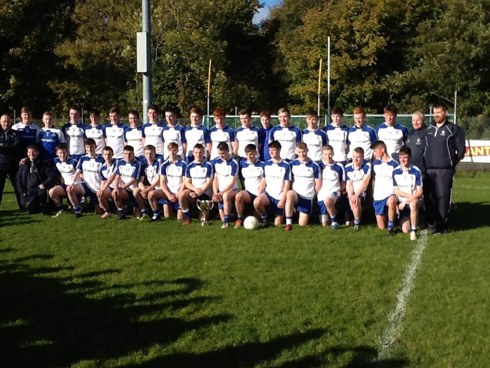 Monaghan win Buncrana Cup for third year in a row