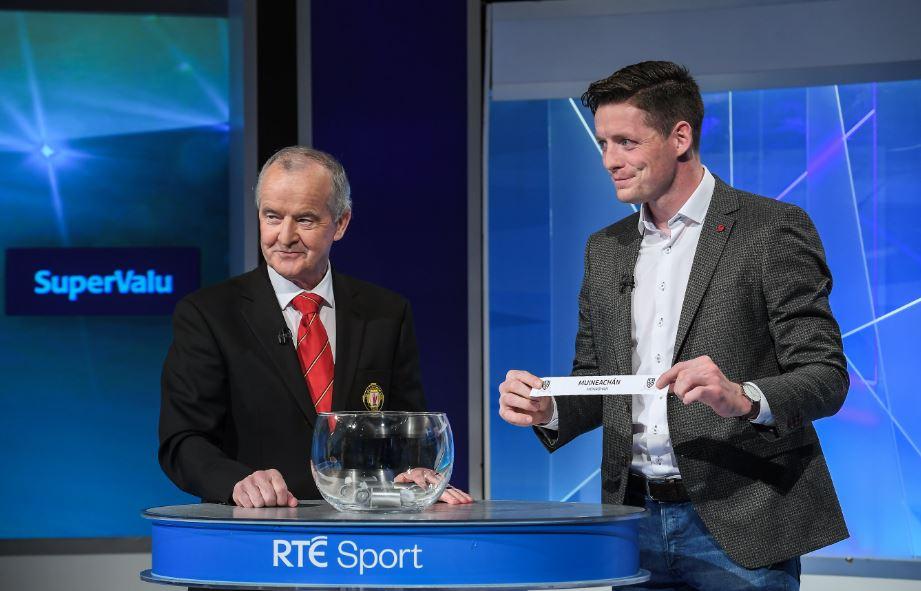 2017 Ulster Championship Draw