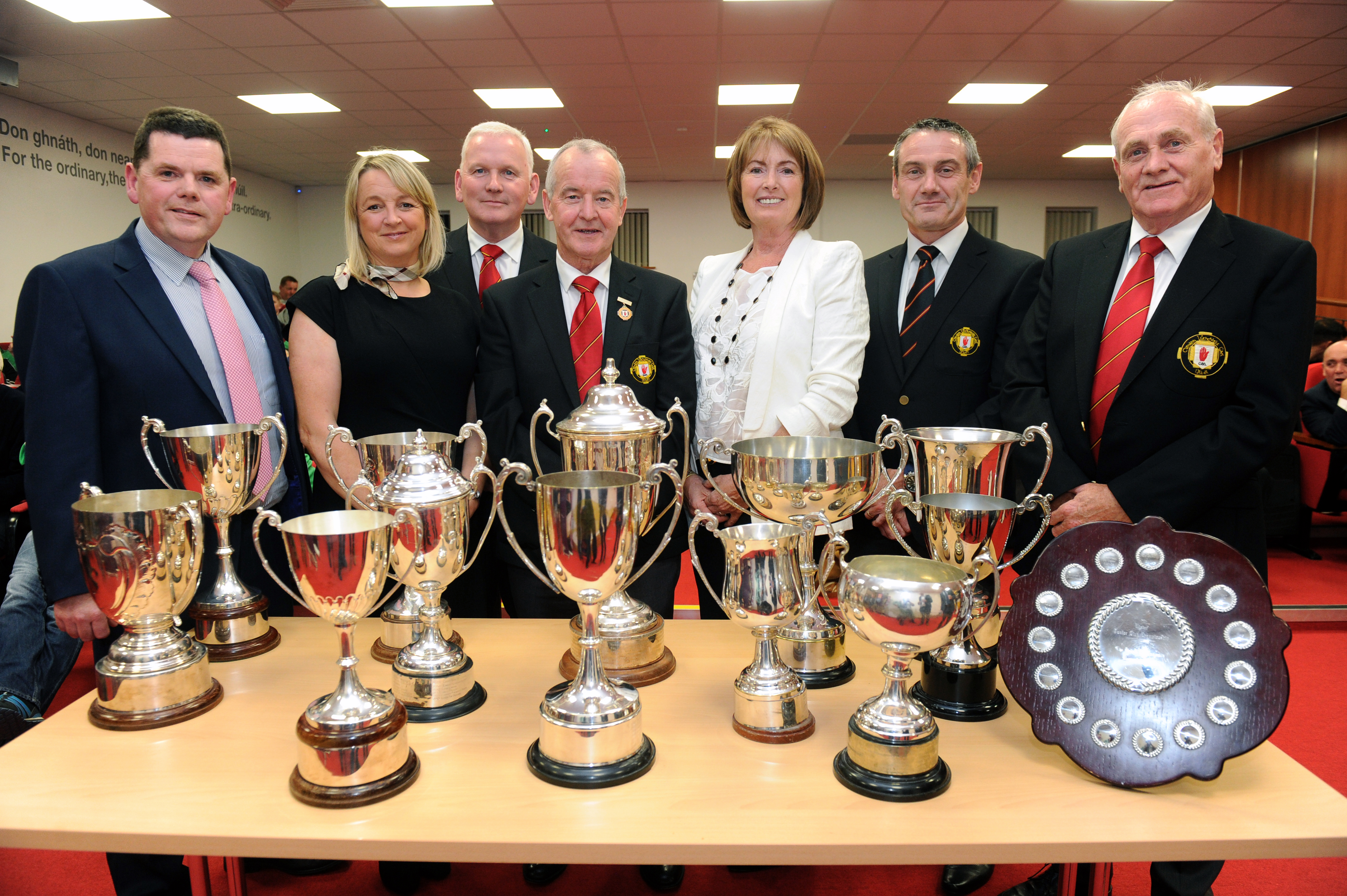 AIB Ulster Club Championships 2016 officially launched at Garvaghey