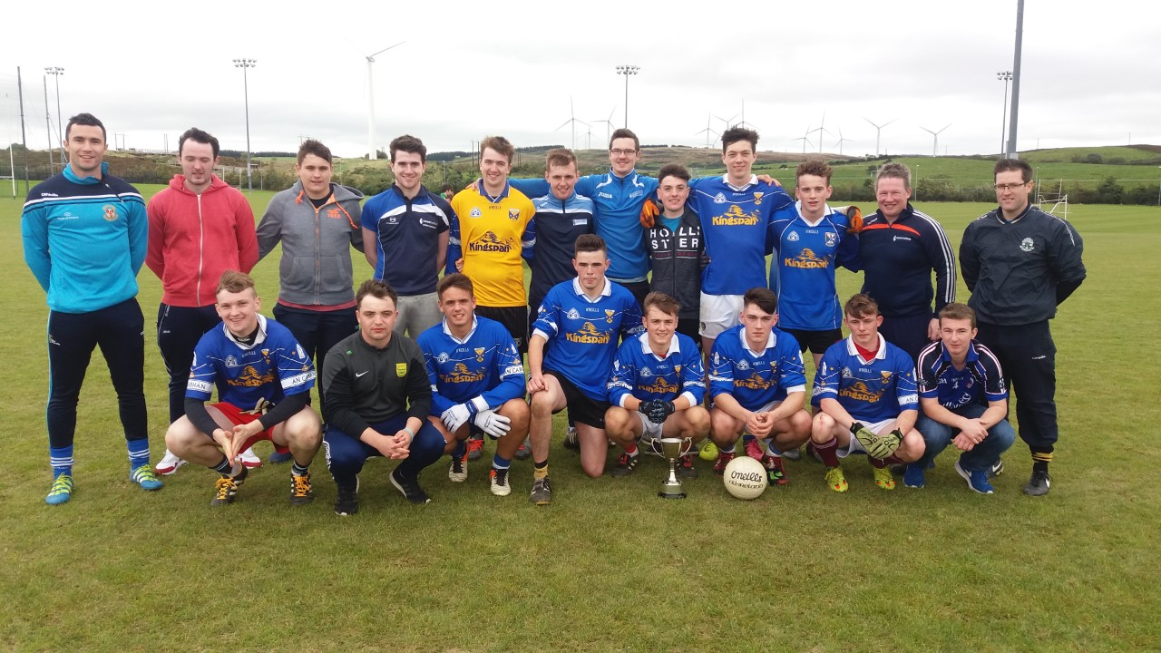 Ulster GAA Further Education 7'aside Football Blitz