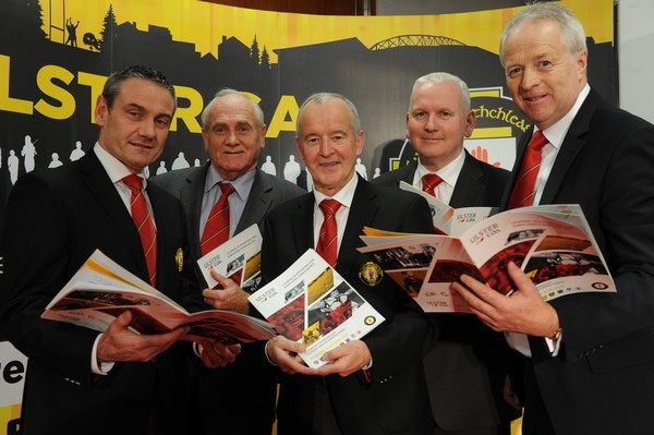 New Ulster GAA Strategic Plan Launched