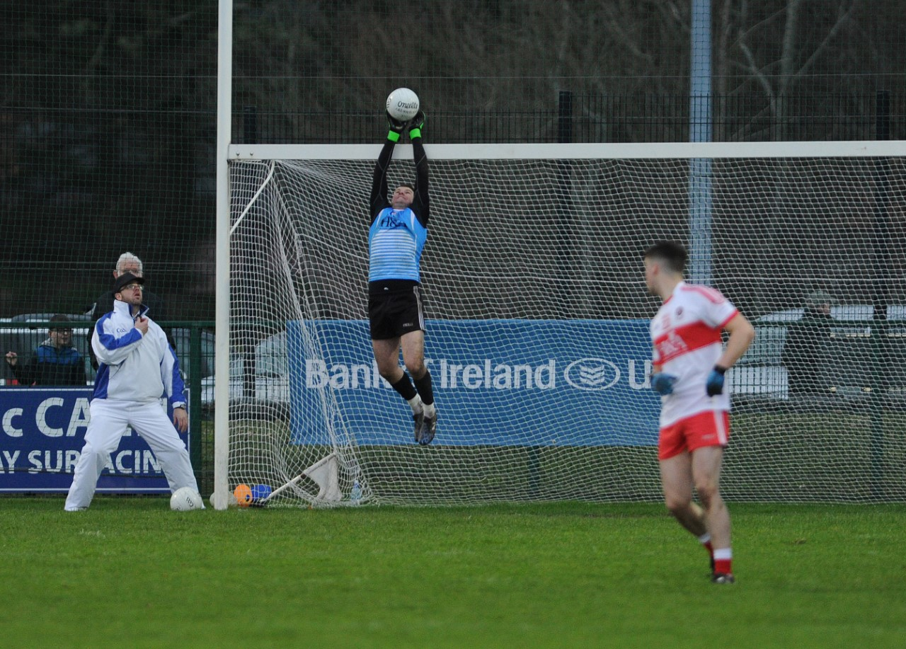 Bank of Ireland Dr McKenna Cup Round 1 Report
