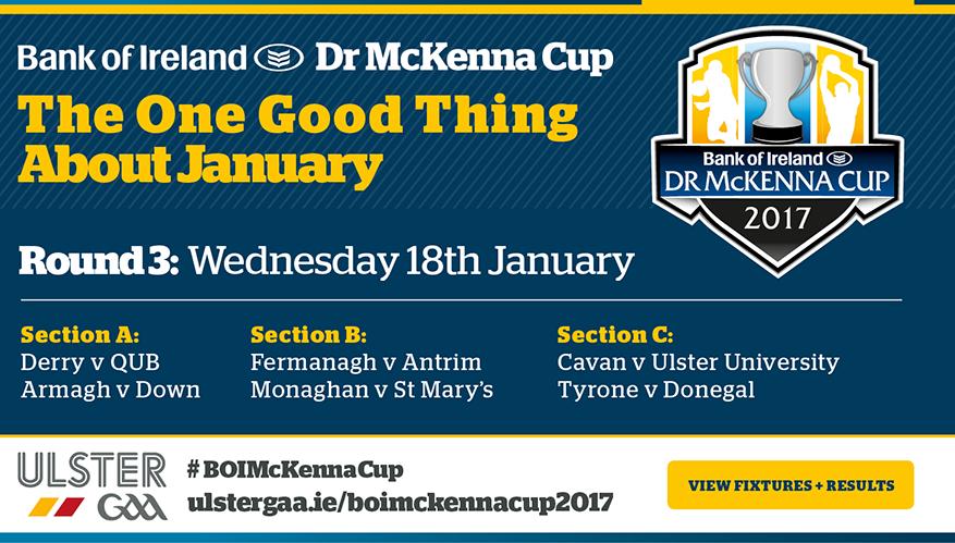 McKenna Cup 2017