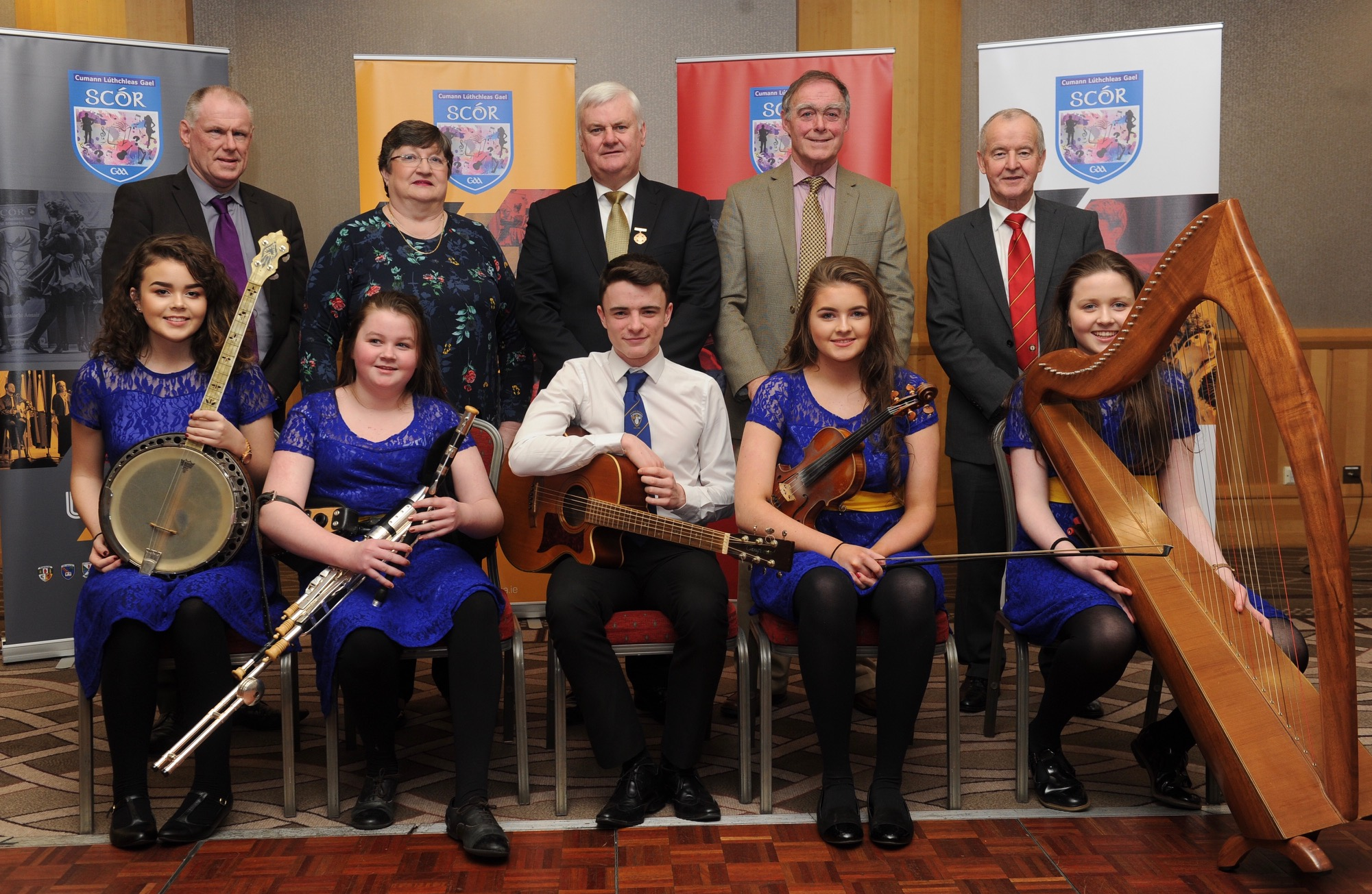 Belfast to host 2017 All Ireland Finals of Scór